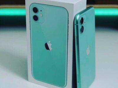 New Apple iPhone 11 256gb