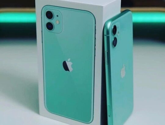 New Apple iPhone 11 256gb