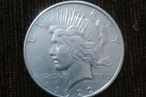 American old coin silver