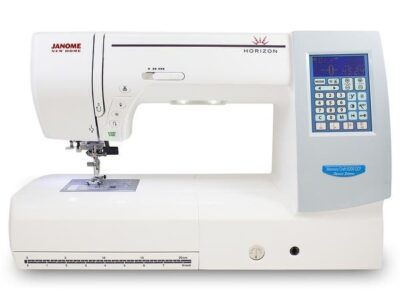 Janome Memory Craft Horizon 8200QCP Special Edition – 10″ x 18″ x 10″
