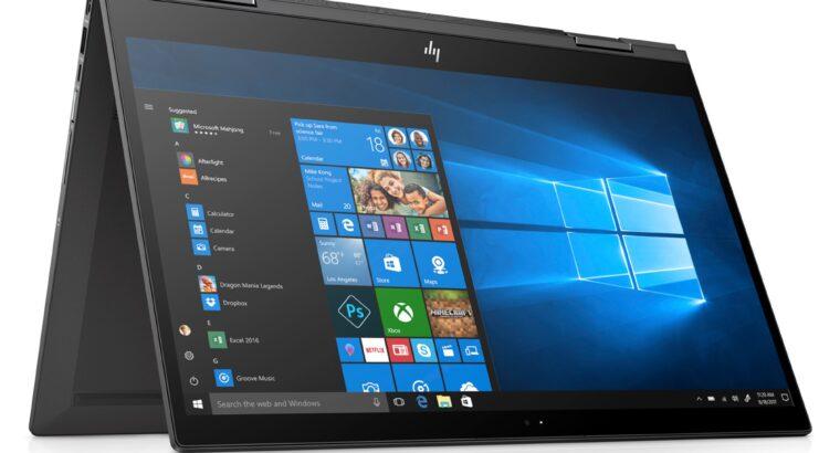 HP ENVY X360 Laptop 15.6″ FHD, Intel Core i7-8565U