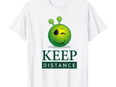 Keep distance T-shirt