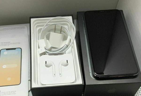 Apple iPhone 11 Pro Max 256GB Space Gray Unlocked
