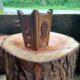 Incense Burner Teak Wood