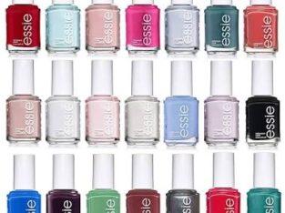 Essie Nail Polish, Set of 10 Random, All Different