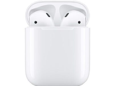 Apple wireless earbuds