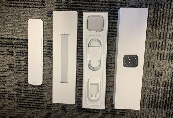 Brand new series 5 Apple Watch