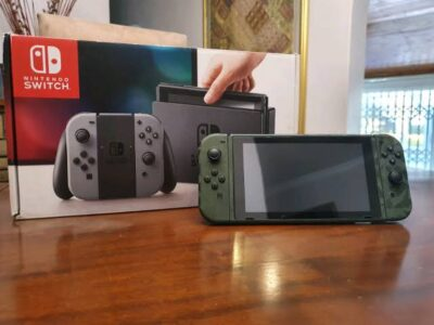 Gumtree Nitendo Switch In Excellent Condition