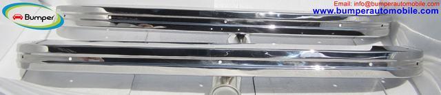 VW Karmann Ghia (1972-1974) Front bumpers