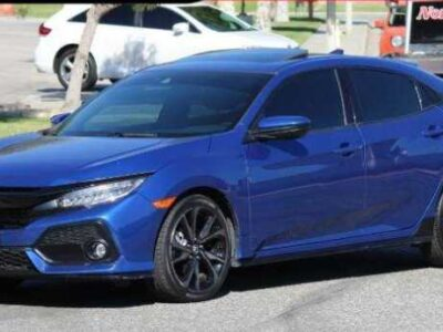 2017 HONDA CIVIC – CLEAN