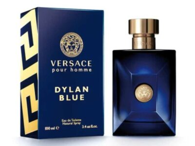 Versace Dylan Blue for Men by Versace EDT, 3.4 oz, Brand New, Unopened