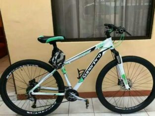 good working condition of this bicycles is available for sales