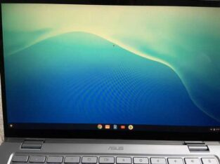 asus chromebook flip c436 2-in-1 laptop 14 touchscreen