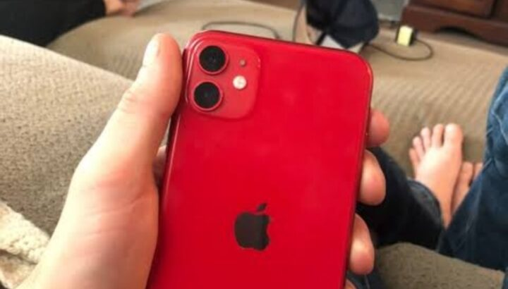 iPhone 11 254GB RED
