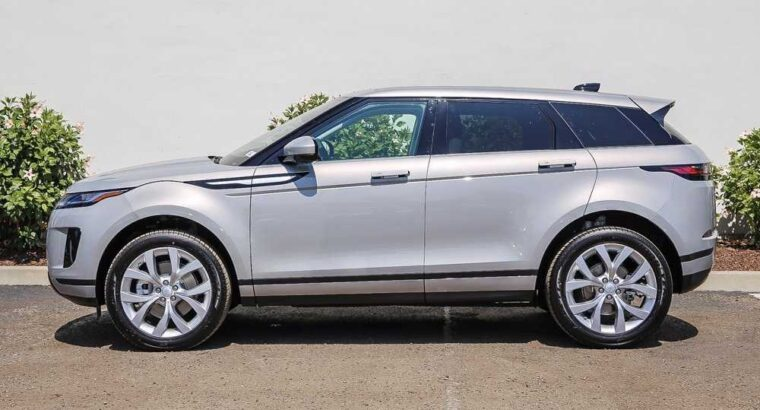 land rover Evoque S with navigation & 4WD