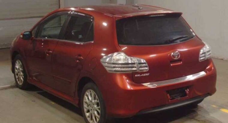 toyota blade from japan motor