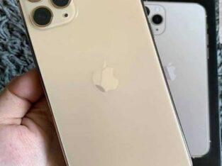 Unlocked Apple iphone 11 pro Midnight Green