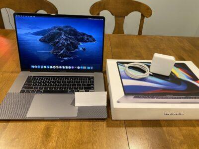 MacBook Pro 2019 – 16