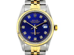 ROLEX, DIAMOND & DESIGNER WATCHES