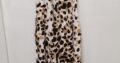 Lane Bryant Leopard Print Halter Top