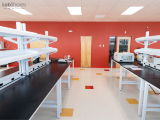 LabShares- Cambridge Biotech Lab Space Alternative