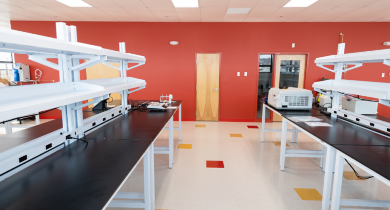 LabShares- Cambridge Biotech Lab Space Alternative