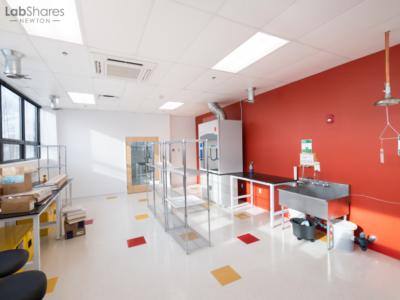Biotech Lab Space Near Boston – LabShares