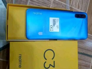 Brand new Realme C3 64gb original set
