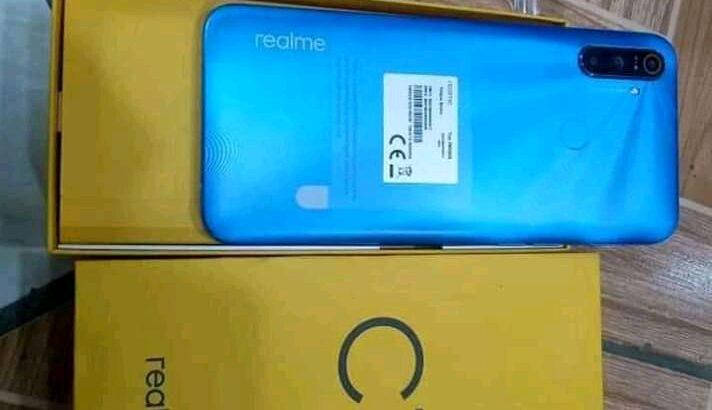 Brand new Realme C3 64gb original set