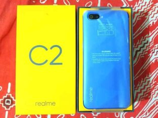 Brand new Realme C2 64gb original set