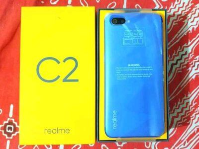 Brand new Realme C2 64gb original set