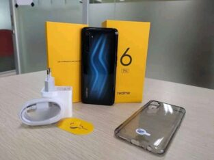Brand new Realme 6pro 128gb original set