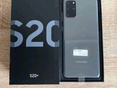 Brand new Samsung galaxy S20 256gb original set