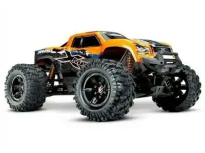 Traxxas 77086-4 RC Model Monster Truck – Orange