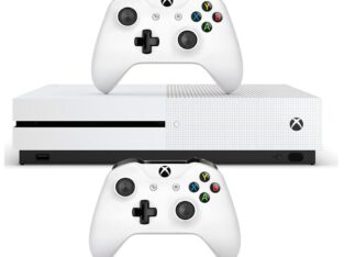 Microsoft xbox One S 1TB With 2 Controller
