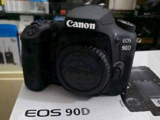 canon camera eos 90d