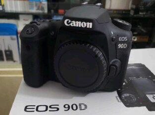 canon camera eos 90d