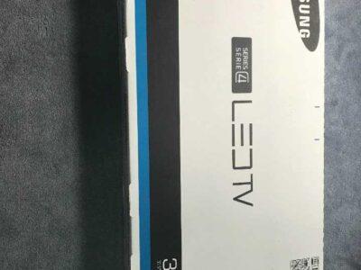 Samsung 32-Inch LED HDMI SMART FLATSCREEN TV**SERIES 4-4000******BRAND NEW******