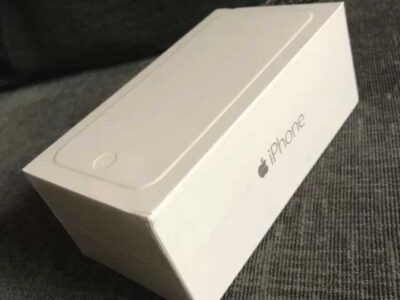 BRAND NEW SEALED SPACE GREY IPHONE 6 64GB – VODAFONE.