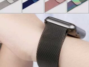 For Apple Watch Series 1/2/3/4/5 iWatch Band  Loop Strap Milanese Bracelet CA