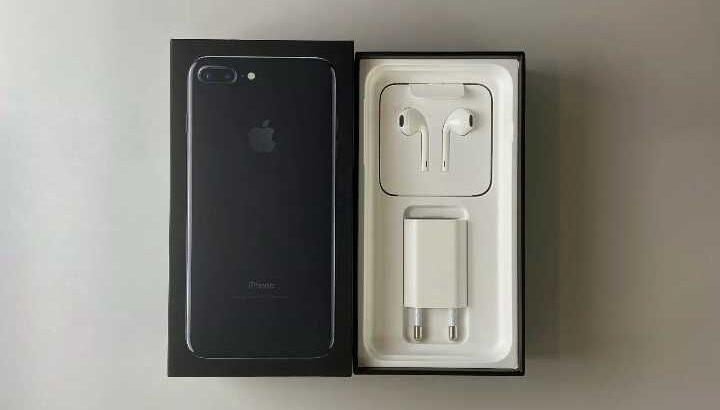 Apple iPhone 7 Plus 128GB A1784 – Jet Black, Unlocked, Single Sim *Brand New!*