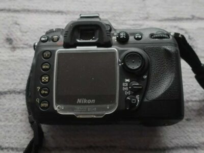 Nikon D200 10.2 MP Digital SLR Camera Body Only from Japan