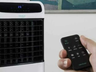 Gentle Used Daewoo window air conditioner DWC-055RL 5,000 BTU