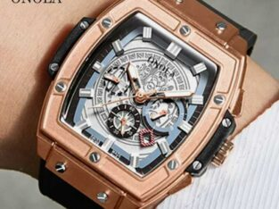 ONOLA Men's Swiss Made Richard Mille Tourbillon Homage Watch Automatic Movement