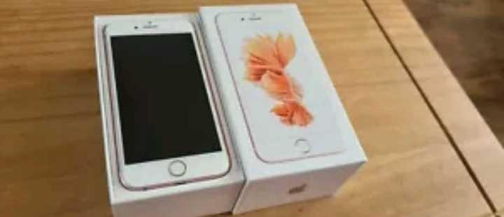 Apple iPhone 6s – 64GB – Rose Gold (Unlocked) A1688 (CDMA + GSM)