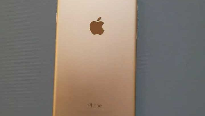 Apple iPhone 6s plus – 64GB – Rose Gold (Unlocked) A1688 (CDMA + GSM)