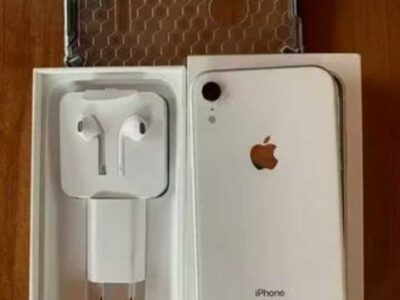 Apple iPhone XR 64GB White  A1984 (CDMA + GSM)