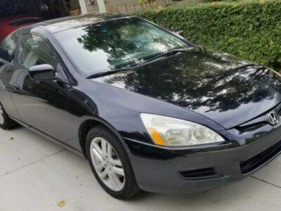 2003 Honda Accord EX
