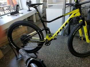 Scott spark RC 900 world cup full suspension