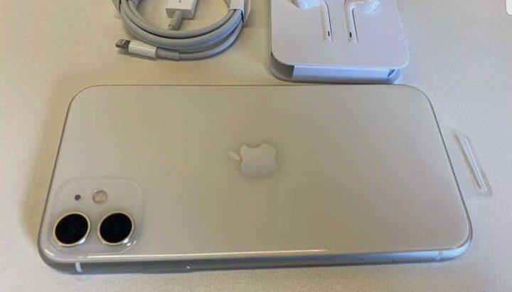 Apple iPhone 11 – 64GB – White (Unlocked) Smartphone NEW!!
